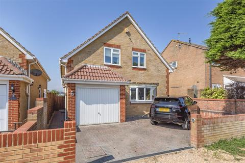 3 bedroom detached house for sale - Swallows Close, Lancing