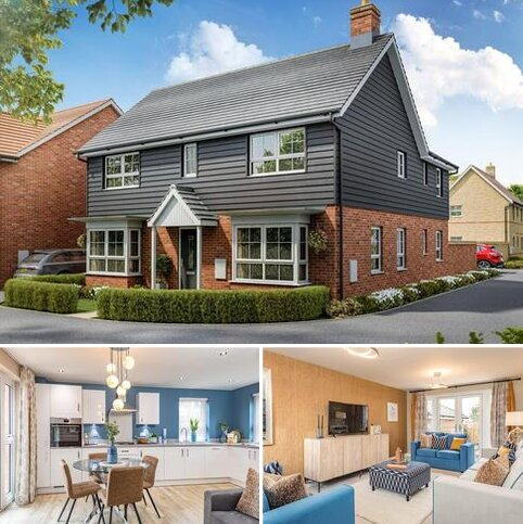 4 bedroom detached house for sale - Plot 15, Alnmouth at Lavender Grange, Hitchin Road, Henlow, HENLOW SG16