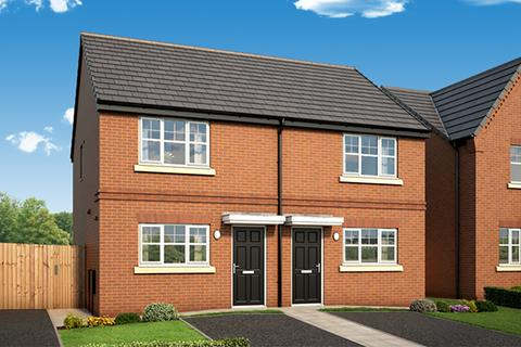 2 bedroom house for sale - Plot 201, The Haxby at Willow Park, Middleton, Borrowdale Road, Middleton M24