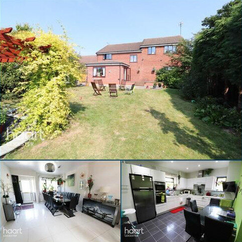 5 bedroom detached house for sale - Gorse Hill, Leicester