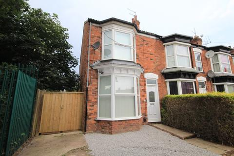 3 bedroom end of terrace house to rent - Chesnut Avenue, Queens Rd, Hull, HU5