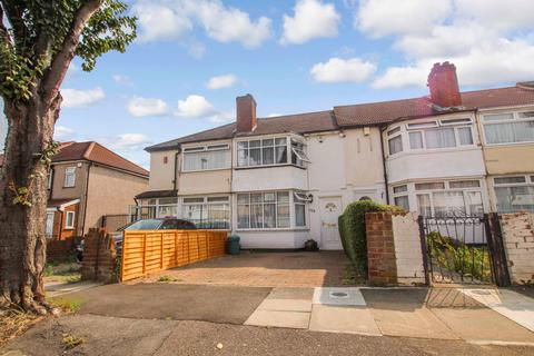2 bedroom terraced house for sale - Tynemouth Drive, Enfield, EN1 - Two Bedroom, Two Reception Room Extended House with Garage