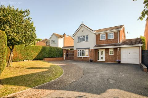 4 bedroom detached house for sale - Stapenhall Road, Monkspath, Solihull, West Midlands, B90