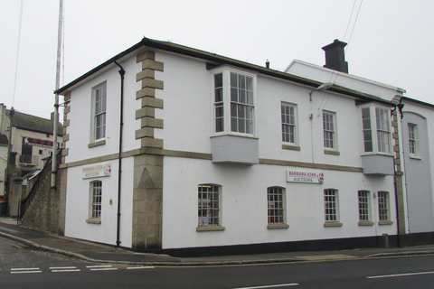 Office to rent - Trinity Yard, Wharf Road , Penzance TR18