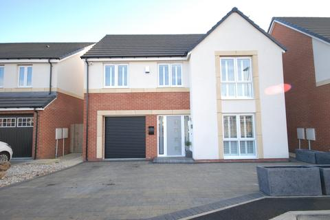 4 bedroom detached house for sale - The Leas, Whitburn