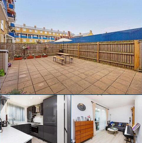 2 bedroom flat for sale - Burbage Close, Borough