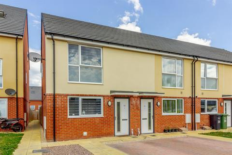2 bedroom end of terrace house for sale - New Kilvert Road, Hereford, HR2 7FL