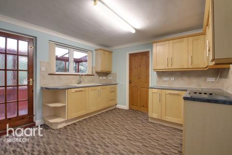 2 bedroom bungalow for sale - Hungate Road, Emneth, Wisbech