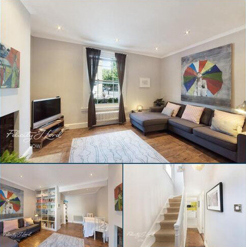 3 bedroom terraced house for sale - Argyle Road, London