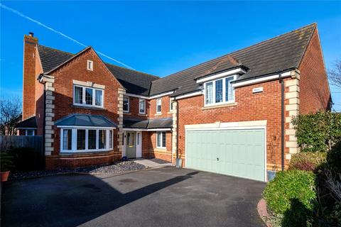5 bedroom detached house for sale - Cheviot Close, Sleaford, Lincolnshire, NG34
