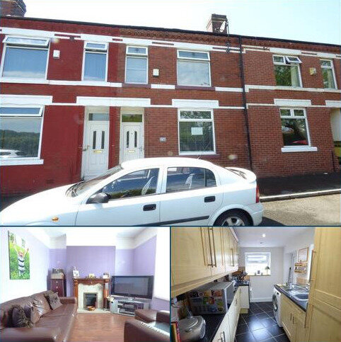 2 bedroom terraced house to rent - Millais Street, Moston, Manchester, M40