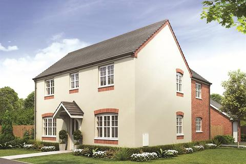 4 bedroom detached house for sale - Plot 291, The Ludlow at Udall Grange, Eccleshall Road ST15