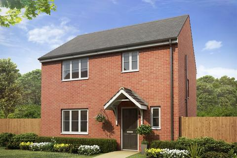 3 bedroom detached house for sale - Plot 126, The Whitehall  at Grangewood Park, Southminster Road CM0