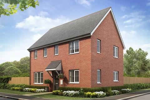 3 bedroom detached house for sale - Plot 130, The Clayton Corner   at Grangewood Park, Southminster Road CM0