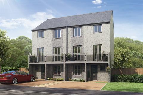 3 bedroom end of terrace house for sale - Plot 37, The Canterbury  at Cathedral View, Illingworth Grove, Whinney Hill DH1