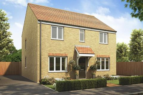 4 bedroom detached house for sale - Plot 342, The Chedworth at Lyne Hill Meadow, Stafford Road ST19