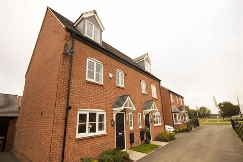 4 bedroom semi-detached house for sale - Plot 136, The Leicester at Alderman Park, Mansfield Road, Hasland S41
