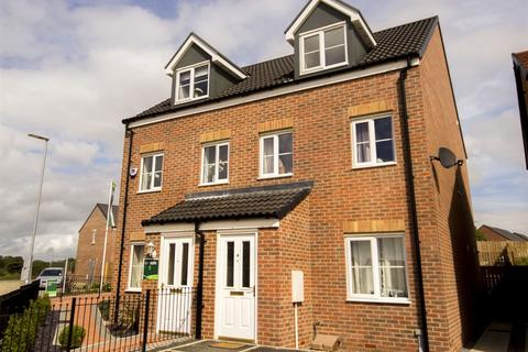 3 bedroom semi-detached house for sale - Plot 133, The Souter at Alderman Park, Mansfield Road, Hasland S41