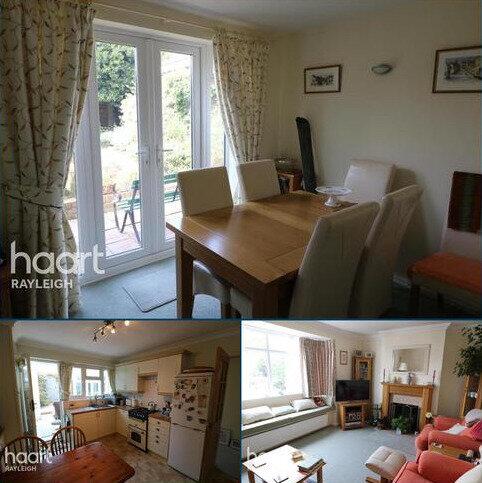 3 bedroom semi-detached house to rent - Meadow Close, Benfleet