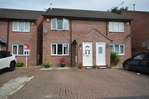 3 bedroom semi-detached house for sale - Holland Road, Old Whittington, Chesterfield, S41 9HD