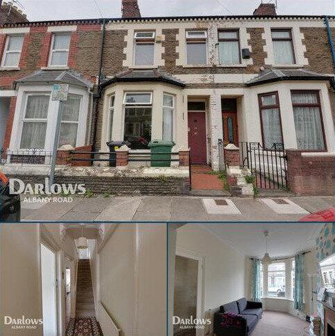 2 bedroom terraced house for sale - Arabella Street, Cardiff