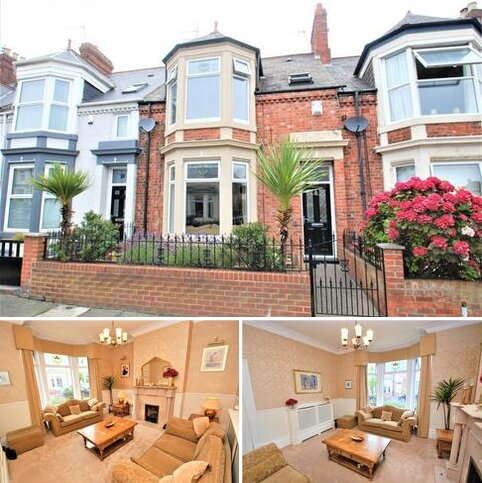3 bedroom terraced house for sale - Marine Approach, South Shields