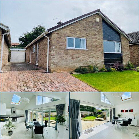 2 bedroom detached bungalow for sale - Hundale, Hutton Rudby, Yarm