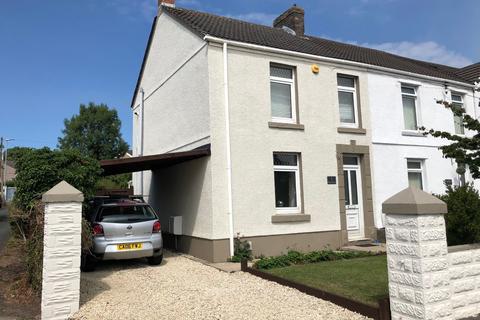 2 bedroom end of terrace house for sale - Bryn Mount, Swansea, West Glamorgan, SA4