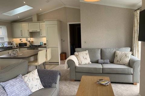 3 bedroom lodge for sale - Otterham Cornwall