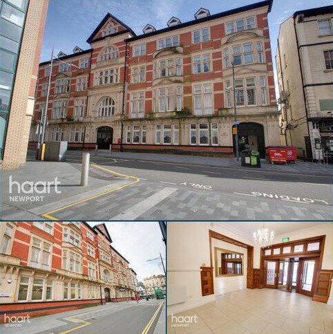 1 bedroom apartment for sale - Kings Court, Newport