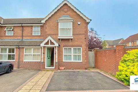 3 bedroom semi-detached house for sale - Hornbeam Close, Oadby, LE2