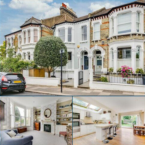 5 bedroom terraced house for sale - Chestnut Grove, London, SW12
