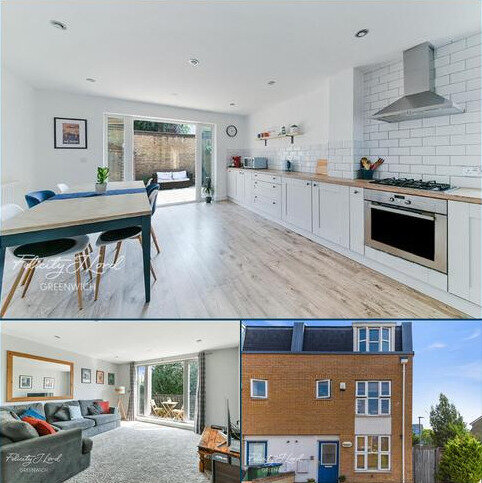 3 bedroom terraced house for sale - Franklin Close, London