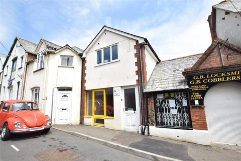 Retail property (high street) - Bude, Cornwall