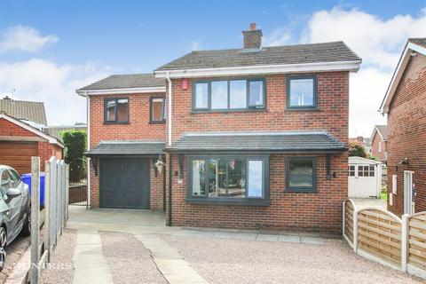 5 bedroom detached house for sale - Braithwell Drive, Milton, Stoke On Trent, ST2 7NT