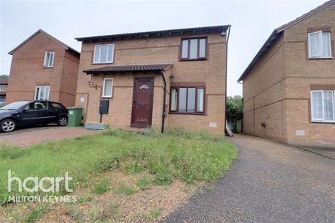 2 bedroom semi-detached house to rent - Hexham Gardens, Bletchley