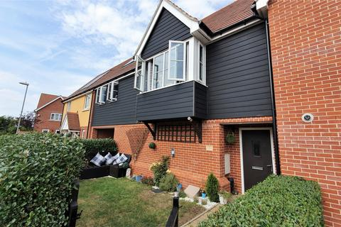 2 bedroom ground floor maisonette for sale - 6 The Pightle, Thaxted, DUNMOW, Essex