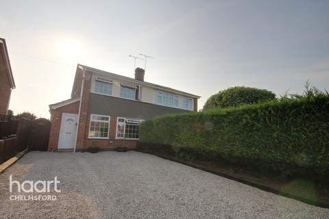 3 bedroom semi-detached house for sale - Nipsells Chase, CHELMSFORD