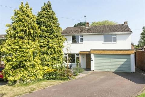 4 bedroom detached house for sale - St Margarets Drive, Leire, Leicestershire