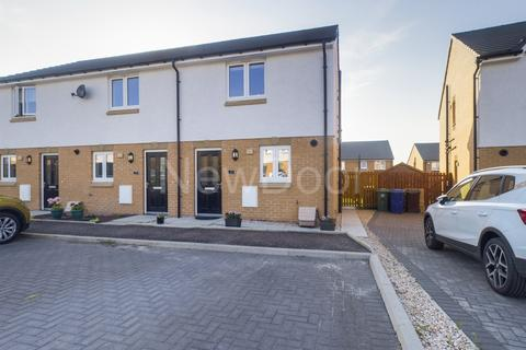 2 bedroom end of terrace house for sale - Bolerno Place, Bishopton, PA7