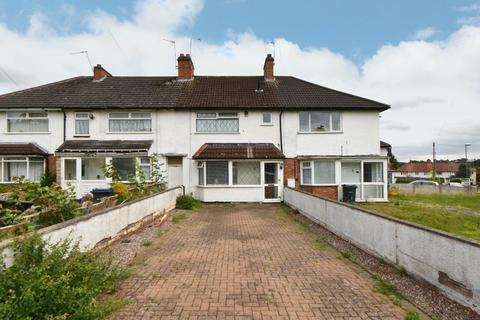 4 bedroom terraced house - Hallstead Road, Billesley