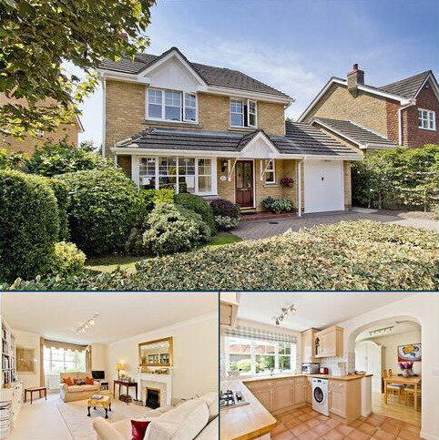 4 bedroom detached house for sale - Starfield, Crowborough