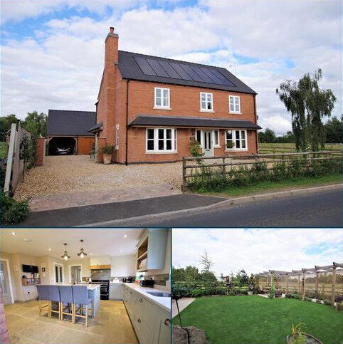 4 bedroom detached house for sale - Derby Road, Doveridge