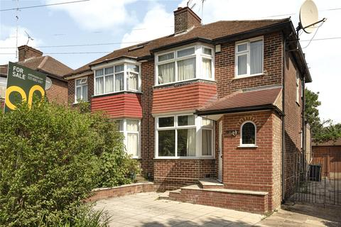 3 bedroom semi-detached house for sale - Fountains Crescent, Southgate, London, N14
