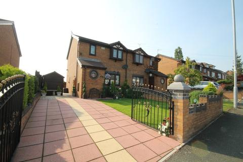 2 bedroom semi-detached house for sale - Coppa View, Buckley