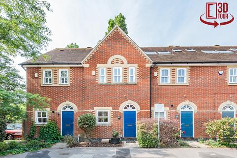 3 bedroom terraced house for sale - Plater Drive, Jericho, Oxford, OX2