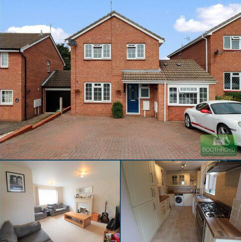 4 bedroom detached house for sale - Westonbirt Close, Kenilworth