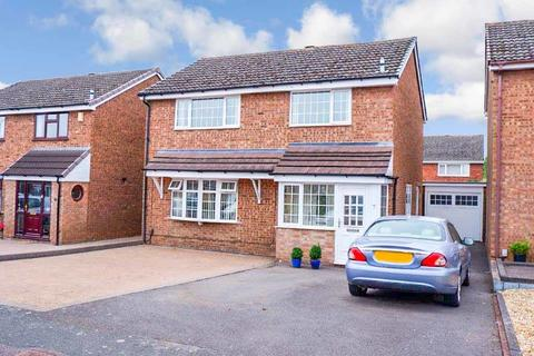 4 bedroom detached house for sale - Tavistock Close, Perrycrofts, Tamworth