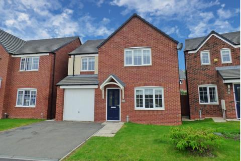 4 bedroom detached house for sale - Shakespeare Drive, Penkridge
