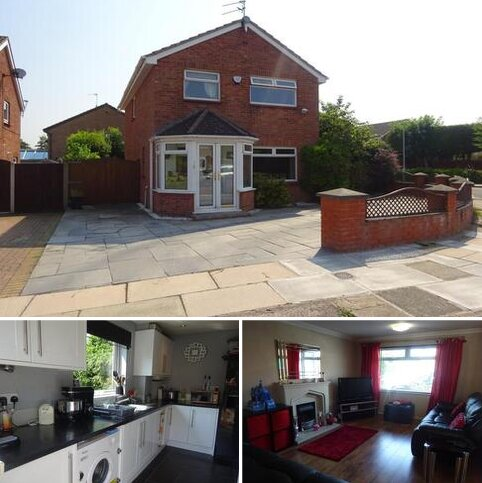 4 bedroom detached house for sale - Roleton Close, Bootle